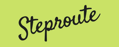 Steproute.be Logo